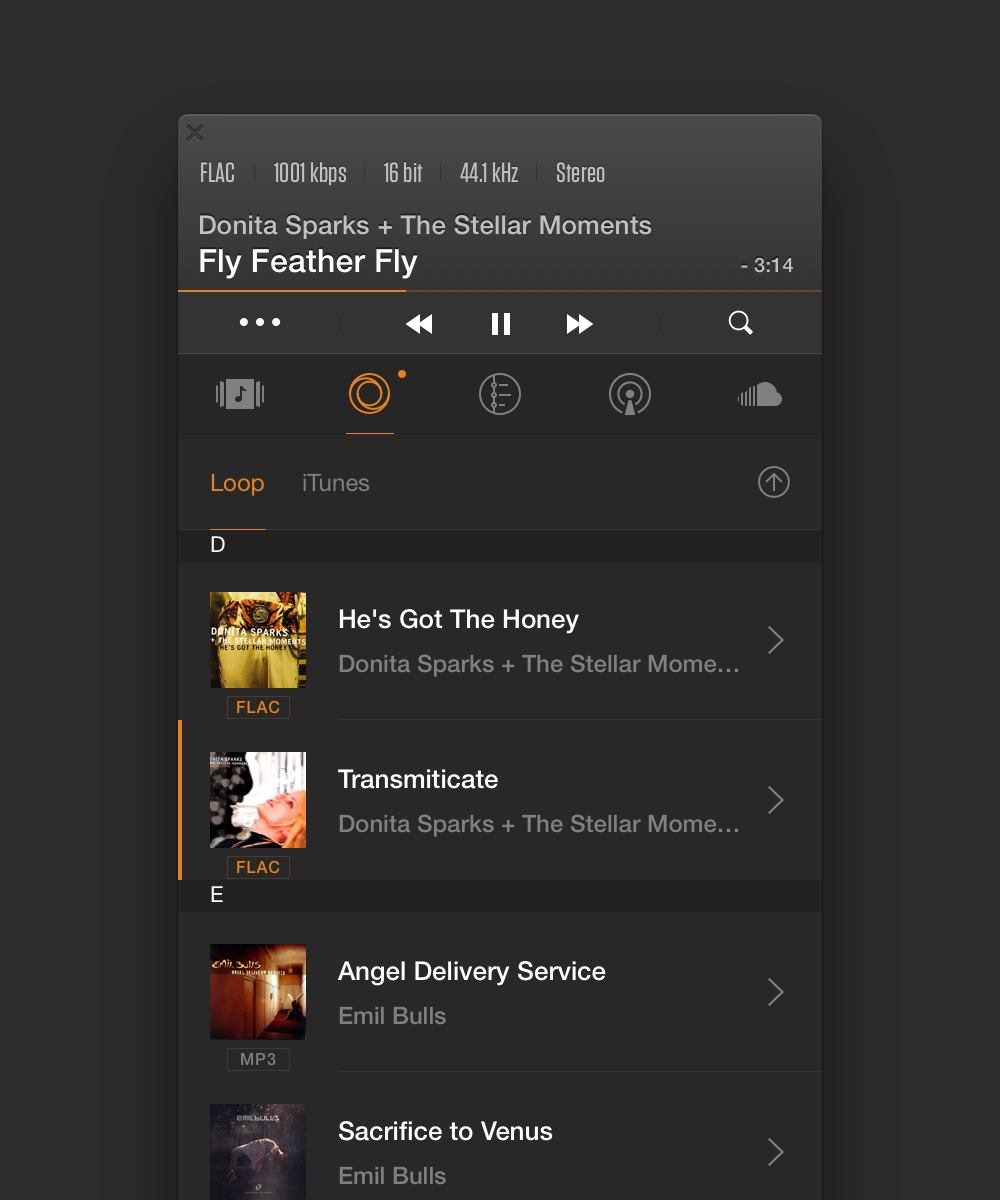play flac file in itunes