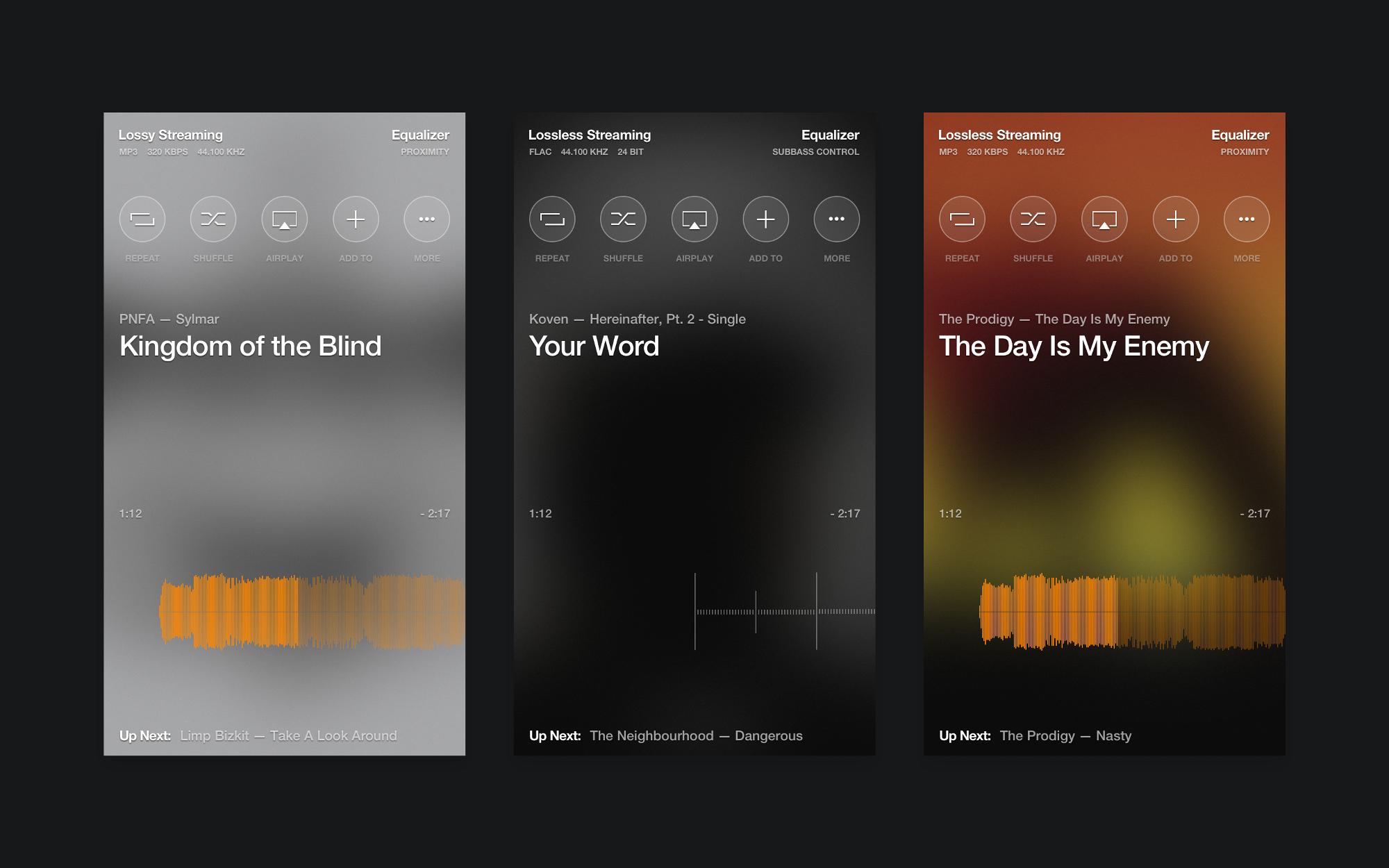 Designing A Perfect Music App